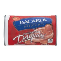 Bacardi Mixers - Non-Alcoholic - Strawberry Daiquiri - 10 FL OZ
