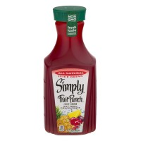 Simply Fruit Punch Juice Drink - 59.0 FL OZ