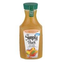 Simply Peach Juice Drink - 59.0 FL OZ