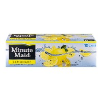 Minute Maid Lemonade - 12 CT / 12.0 FL OZ