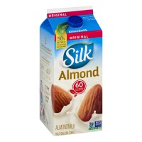 Silk Original Almond Milk - .5 GAL