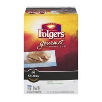Folgers Gourmet Selections Coffee K Cups Vanilla Biscotti - 12 CT