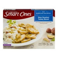Weight Watchers Smart Ones Slow Roasted Turkey Breast - 9.0 OZ