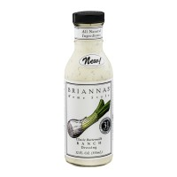 Brianna's Home Style Dressing - Classic Buttermilk Ranch 12 OZ