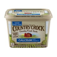 Country Crock Vegetable Oil Spread - Calcium with Vitamin D - 45 OZ