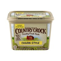 Country Crock Vegetable Oil Spread - Churn Style 45 oz