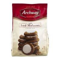 Archway Classics Soft Iced Molasses Cookies - 12.0 OZ