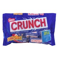 Nestle Crunch Fun Size (bag) 11 OZ