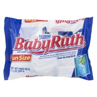 Nestle Baby Ruth Candy Bars - Fun Size 11.5 OZ