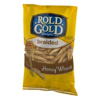 Rold Gold Pretzels Braided Honey Wheat - 10.0 OZ