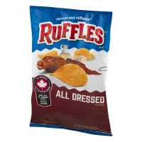 Ruffles All Dressed Potato Chips - 8.5 OZ