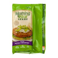 Morning Star Farms Patties Buffalo Chik - 4 CT / 10.0 OZ