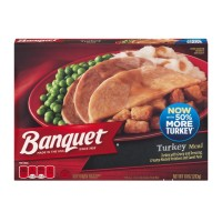 Banquet Turkey Meal - 10 OZ