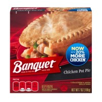 Banquet Chicken Pot Pie - 7 OZ
