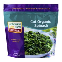 Earthbound Farm Cut Organic Spinach - 8.0 OZ