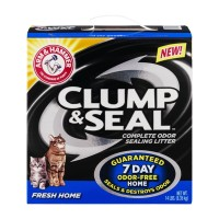 Arm & Hammer Clump & Seal Odor Sealing Litter Fresh Home 14 lbs