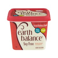 Earth Balance Soy Free Buttery Spread - 15.0 OZ