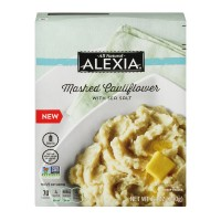 Alexia Mashed Cauliflower With Sea Salt - 12.0 OZ