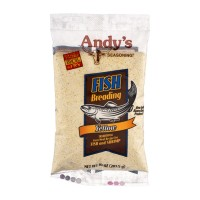 Andy's Seasoning Fish Breading - Yellow 10 OZ