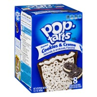Kellogg's Pop-Tarts Frosted Cookies & Creme - 8 CT