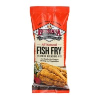 Louisiana Fish Fry Products All Natural Seafood Breading Mix Fish Fry - 10.0 OZ