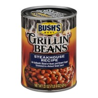 Bush's Grillin Beans - Steakhouse Recipe 22 OZ