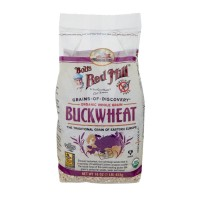 Bob's Red Mill Organic Whole Grain Buckwheat 16 OZ