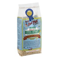 Bob's Red Mill Organic Steel Cut Oats - 24.0 OZ