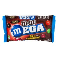 M&M's Candies - Mega - Milk Chocolate 11.4 OZ
