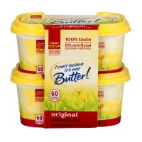 I Can't Believe It's Not Butter! Original 45% Vegetable Oil Spread - 2 CT