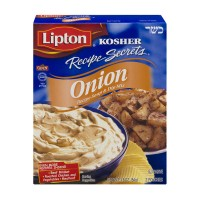Lipton Kosher Recipe Secrets Soup And Dip Mix Onion - 1.9 OZ