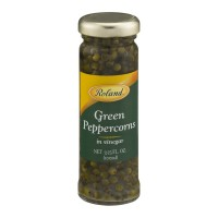Roland Green Peppercorns In Vinegar - 3.75 OZ