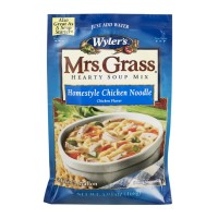 Wyler's Mrs. Grass Hearty Soup Mix - Homestyle Chicken Noodle 5.93 OZ