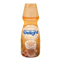 International Delight Gourmet Coffee Creamer Caramel Macchiato - 16.0 FL OZ