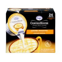 International Delight Coffee Creamer - Singles - Caramel Macchiato - 24 CT
