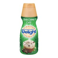 International Delight Gourmet Coffee Creamer Irish Creme Cafe - 16.0 FL OZ