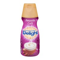 International Delight Gourmet Coffee Creamer Amaretto Cafe - 16.0 FL OZ