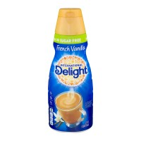 International Delight Gourmet Coffee Creamer Sugar Free French Vanilla - 32.0 FL OZ