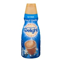 International Delight Coffee Creamer  Fat Free French Vanilla - 32.0 FL OZ