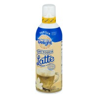 International Delight One Touch Frothing Coffee Creamer Latte Vanilla - 12.0 OZ