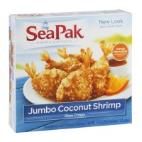 SeaPak Jumbo Coconut Shrimp - 10 OZ