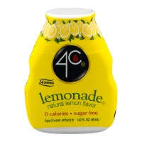 4C Liquid Water Enhancer - Lemonade 1.62 OZ