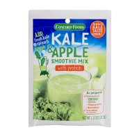 Concord Foods Kale & Apple Smoothie Mix With Protein 1.11oz