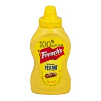 French's Classic Yellow Mustard 8 OZ