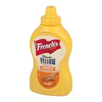 French's Classic Yellow Mustard Sweet - 14.0 OZ