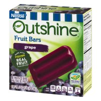 Nestle Outshine Fruit Bars Grape - 6 CT