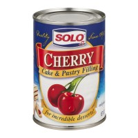 Solo Cake & Pastry Filling - Cherry 12 OZ