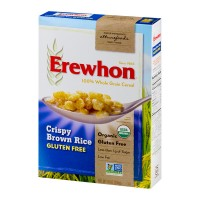 Erewhon 100% Whole Grain Cereal Crispy Brown Rice - 10.0 OZ