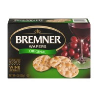 Bremner Wafers Original - 4.0 OZ