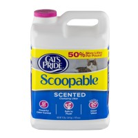 Cat's Pride Scoopable Scented Clumping Litter 12 lbs